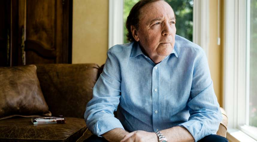 Bestselling author James Patterson photographed at his second home in Westchester County, New York.