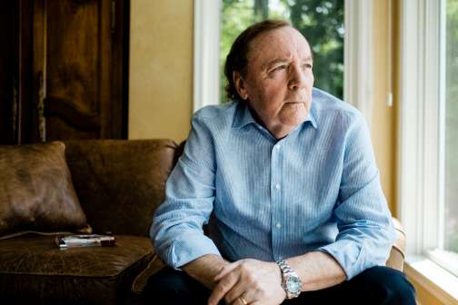 How Working in a Psych Inspired James Patterson to Become a Writer