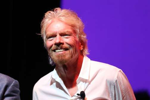 Richard Branson on Hot Air Ballooning and Risks Worth Taking