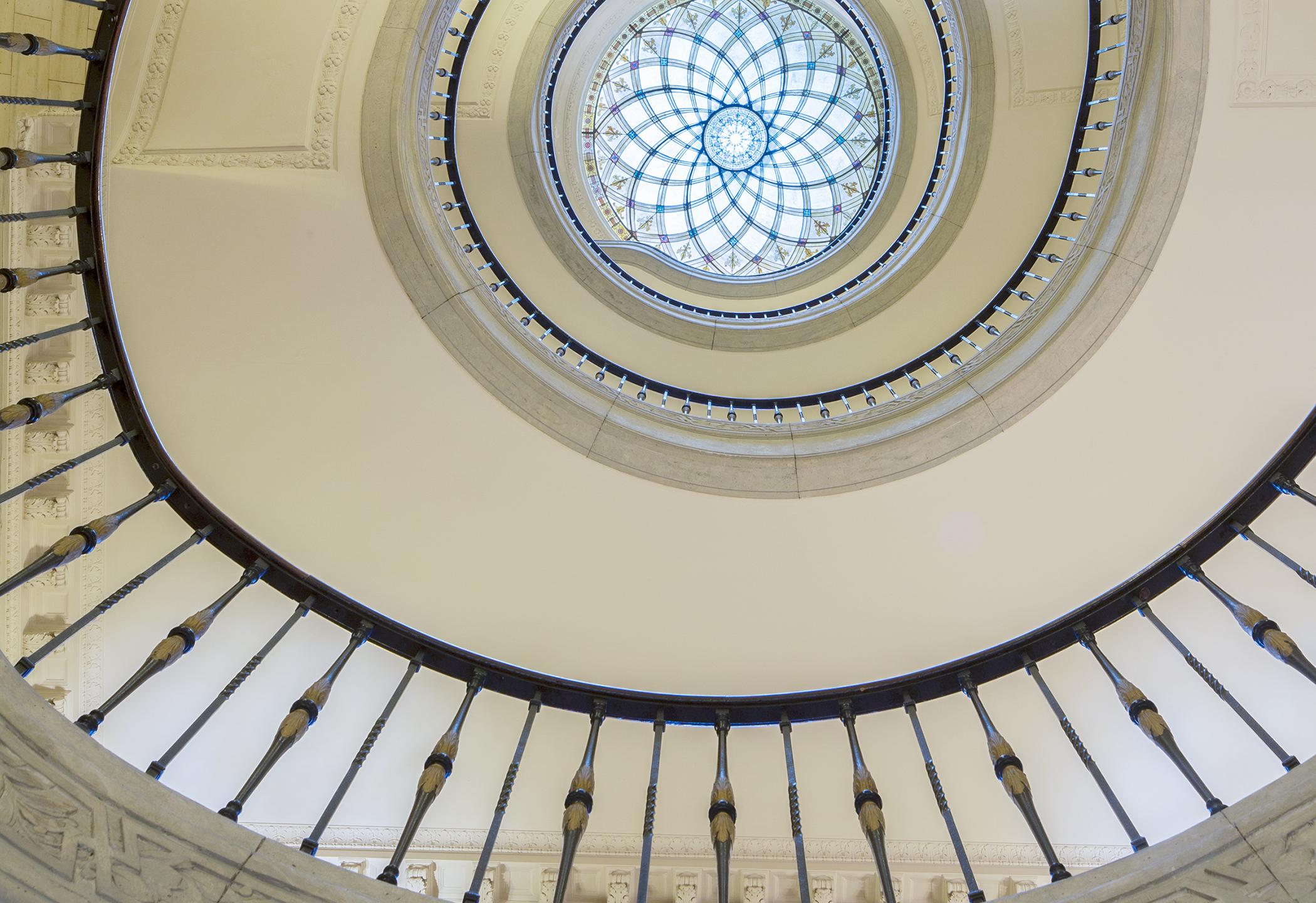 Manhattan Mansion Staircase