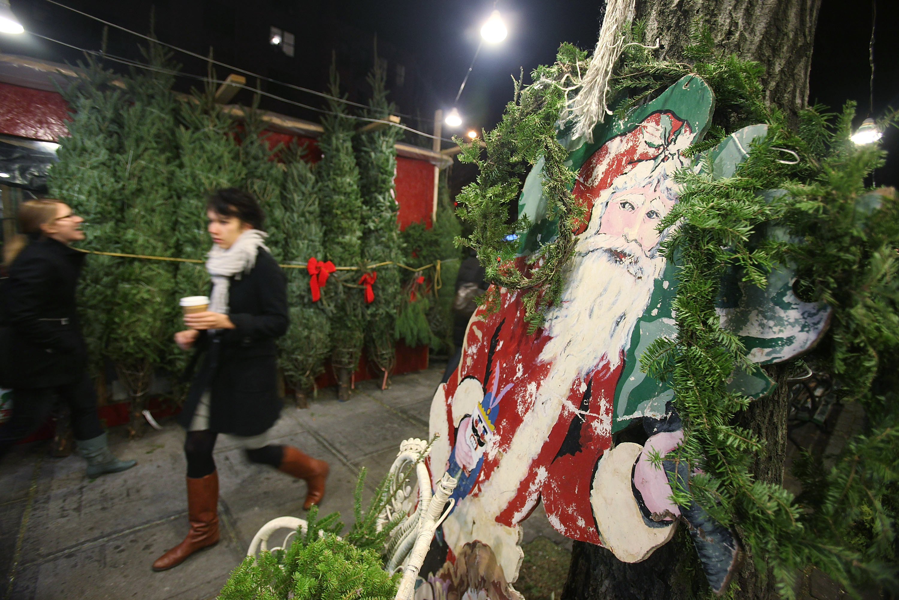 Christmas Tree Prices in New York City Top $1,000: Drought ...
