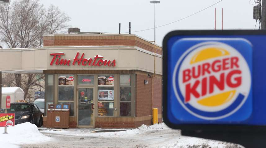 Burger King and Tim Horton's have pledged to reduce antibiotics used in their chicken.