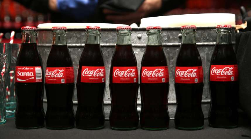 Coca-Cola was named the most popular brand in the world.