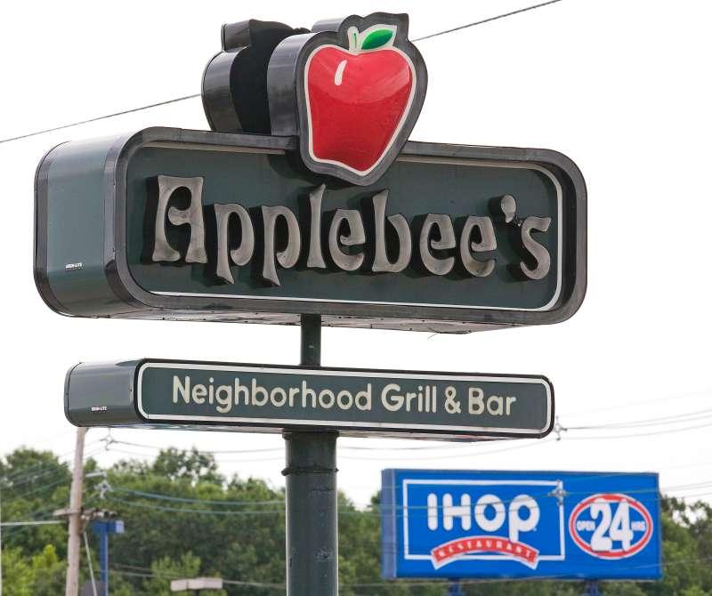 Applebee's and IHOP will open a combination restaurant.
