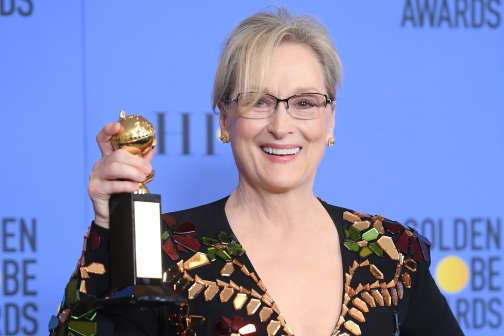 Committee to Protect Journalists Received 140 Times More Donations Than Usual After Meryl Streep's Golden Globes Speech