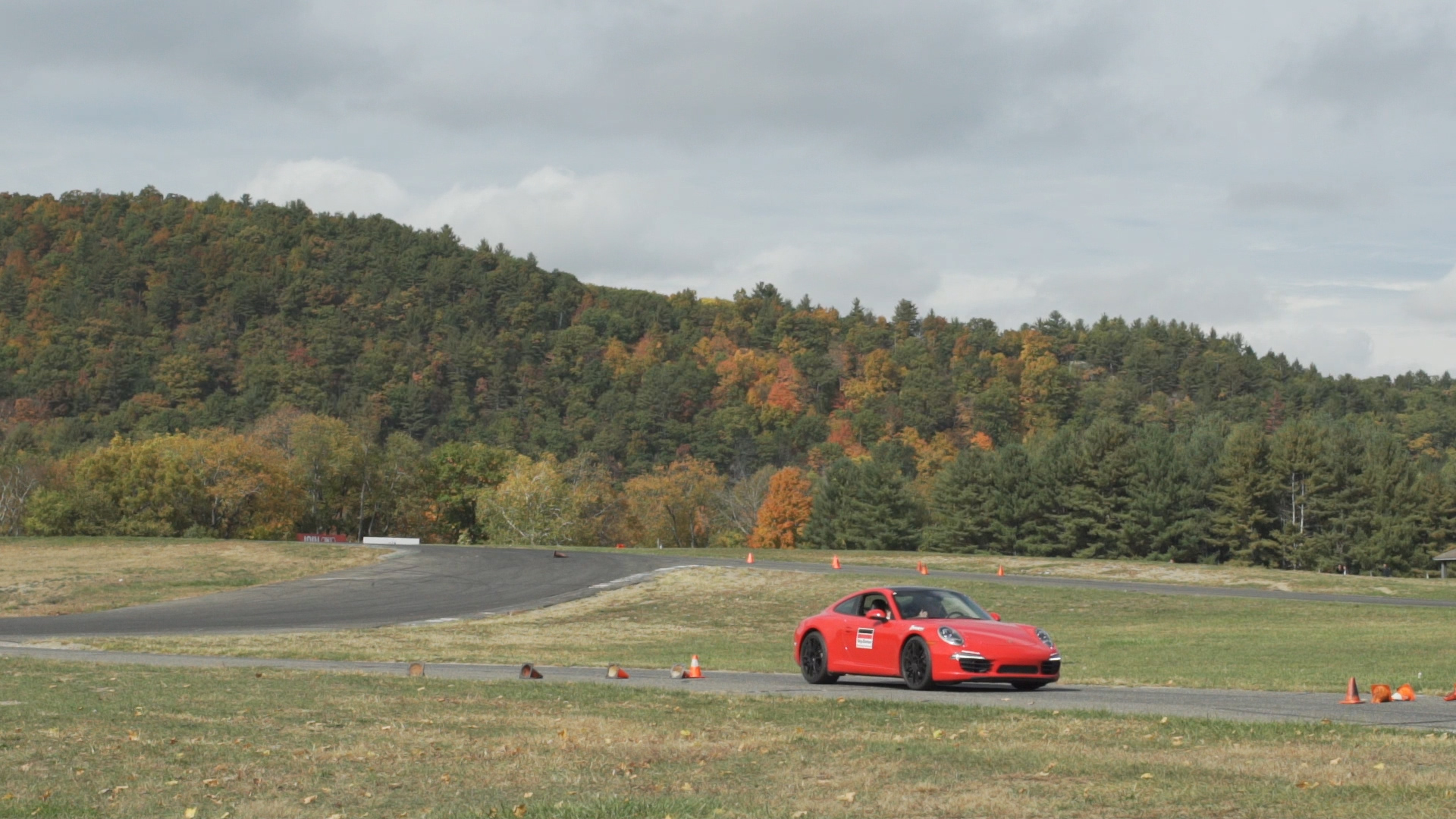 The School That Teaches You to Drive Like a Race Car Driver