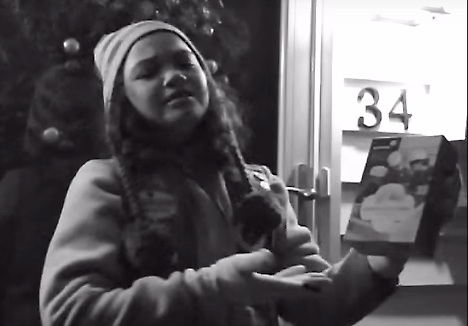 Julia Girl Scout Adele Video