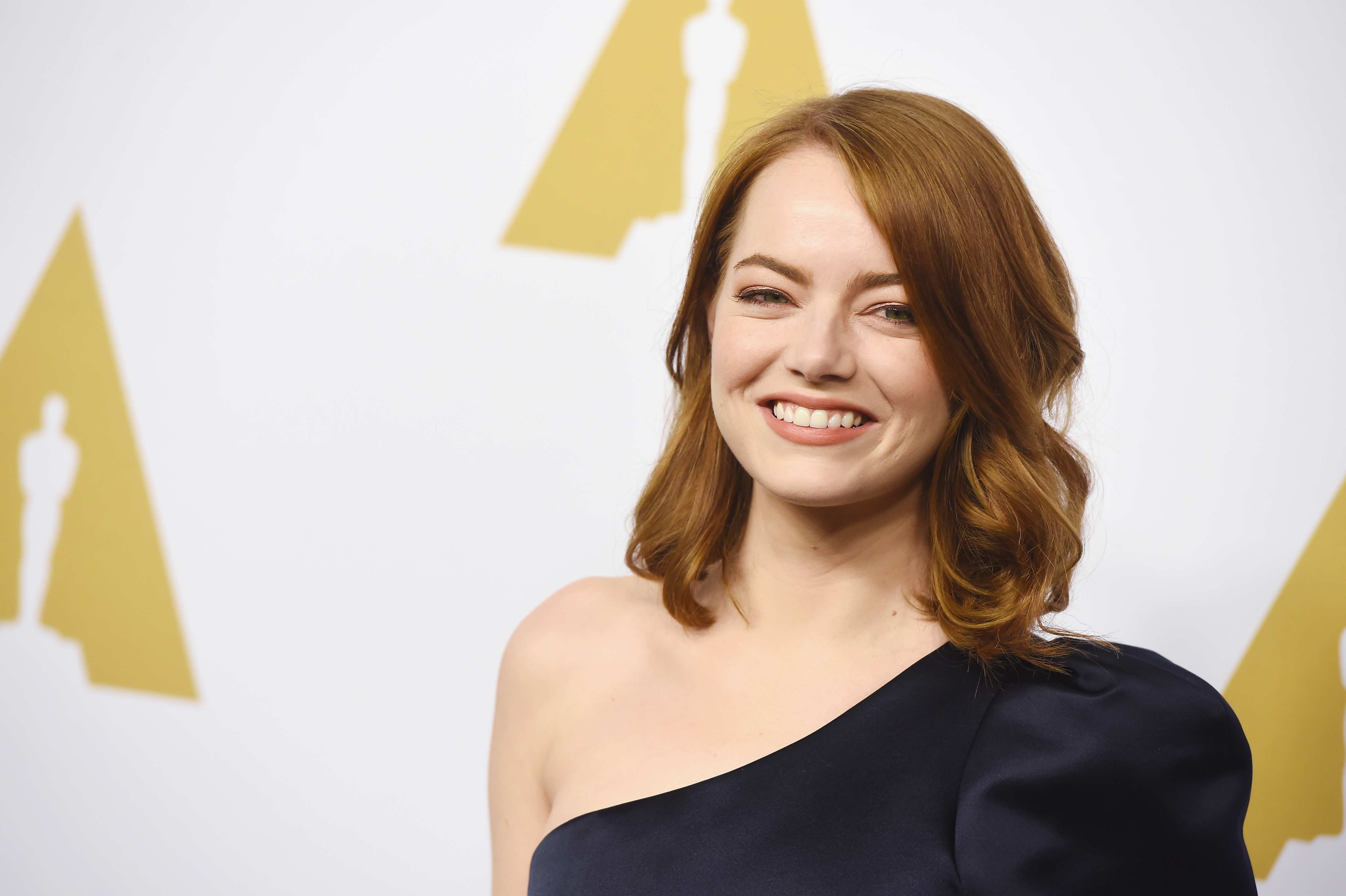 Emma Stone's Male Co-Stars Took Pay Cuts So Everyone Could Have Equal Pay