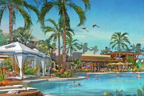 Soon, You'll Actually be Able to Retire to Margaritaville