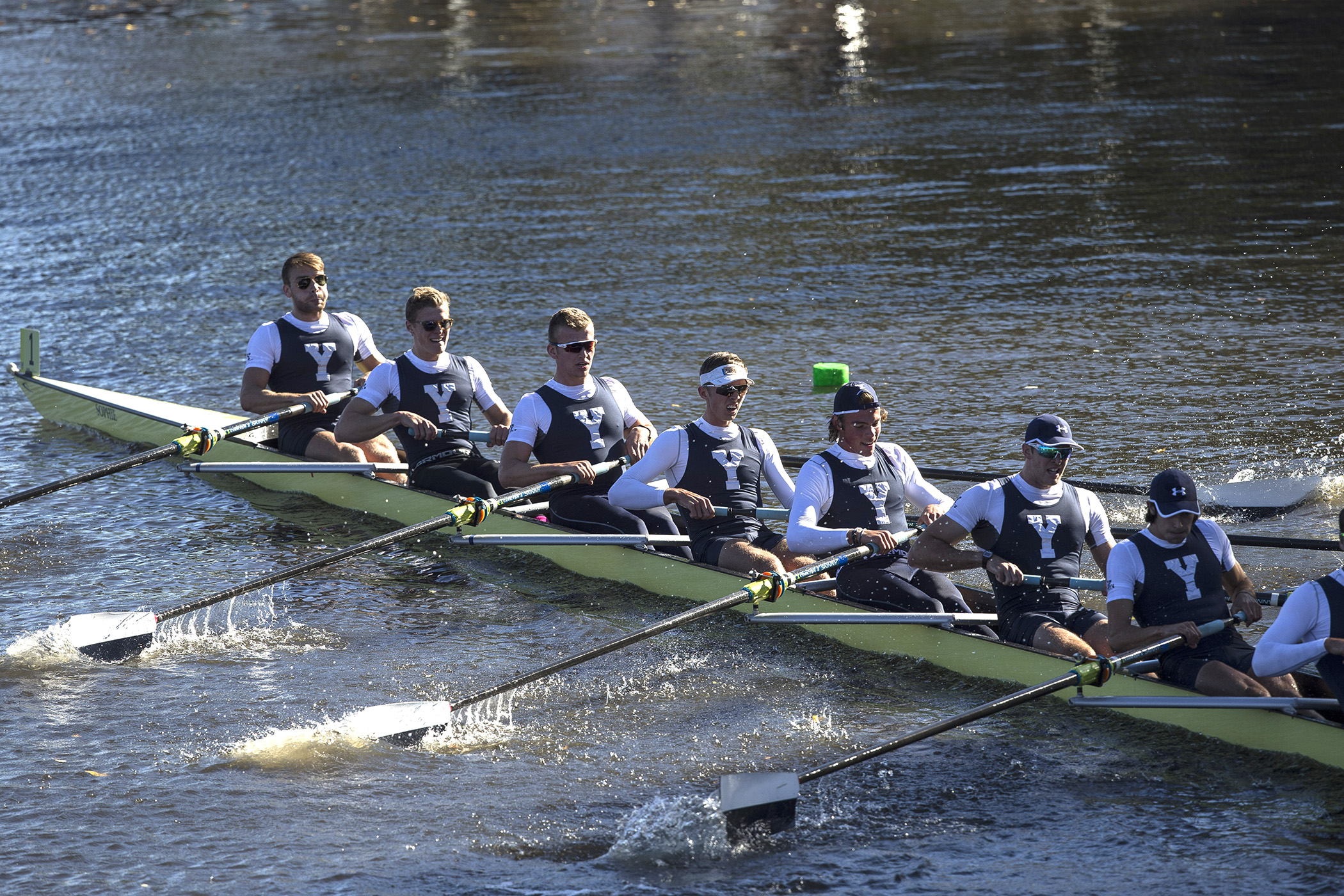 The 52nd Head of the Charles Regatta