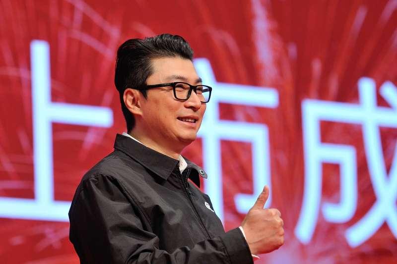 Wang Wei, chairman of SF Express.
