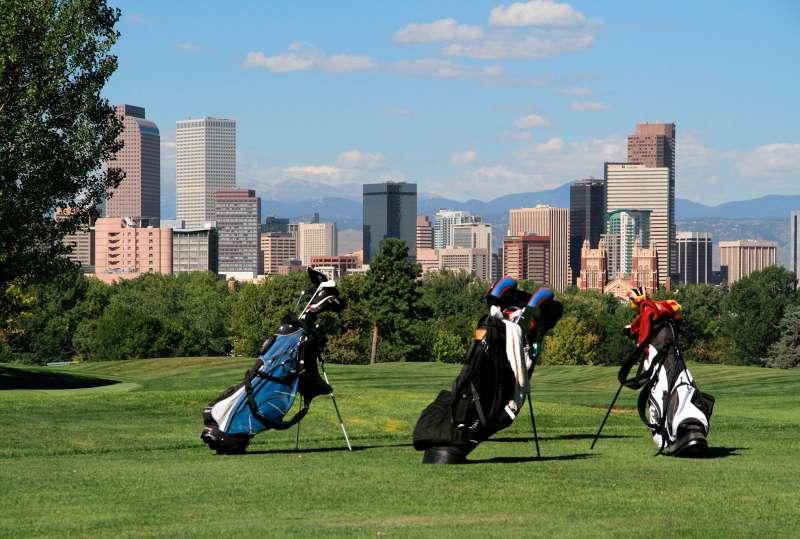 City Park Golf Course, Denver, Colorado