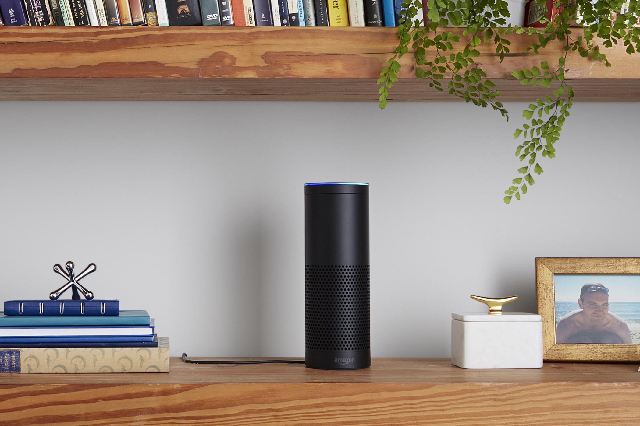 Amazon Echo, Bookshelf