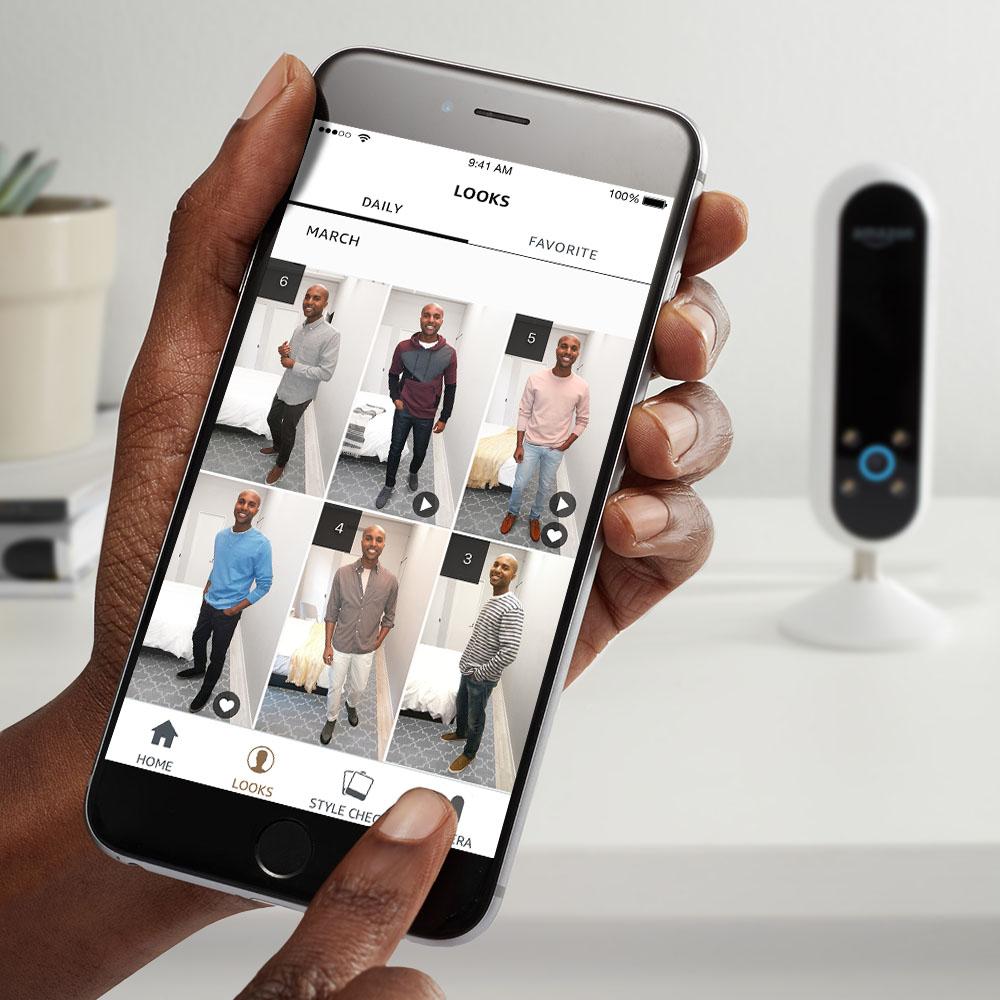 Amazon Echo Look, App