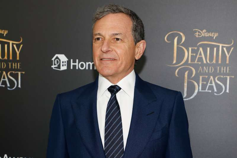 Disney Chairman and CEO Robert Iger was one of the highest-paid executives in 2016.