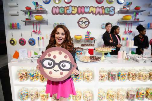 Rosanna Pansino Risked Her Life Savings on Baking Videos. Now She's One of YouTube's Highest-Paid Stars