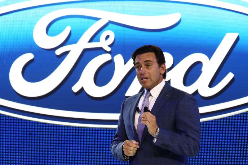 Mark Fields was just replaced as the CEO of Ford.