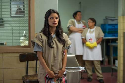 OITNB Star Diane Guerrero Talks About Debt, Depression, and What She Has in Common With Her Scam Artist Character