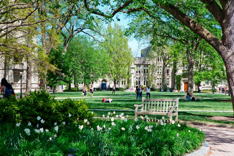 Princeton University is No. 1 on Money's list.