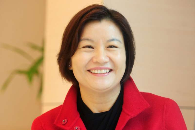 Zhou Qunfei, founder and chairwoman of Lens Technology.