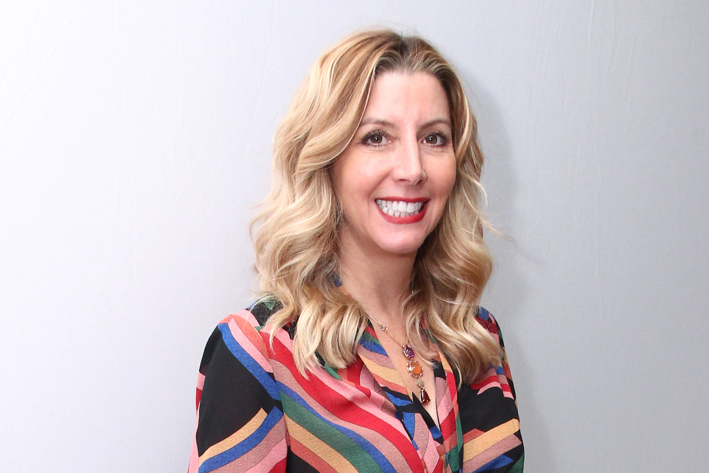 """Sara Blakely And Alice + Olivia Celebrate The Launch Of """"The Belly Art Project"""""""