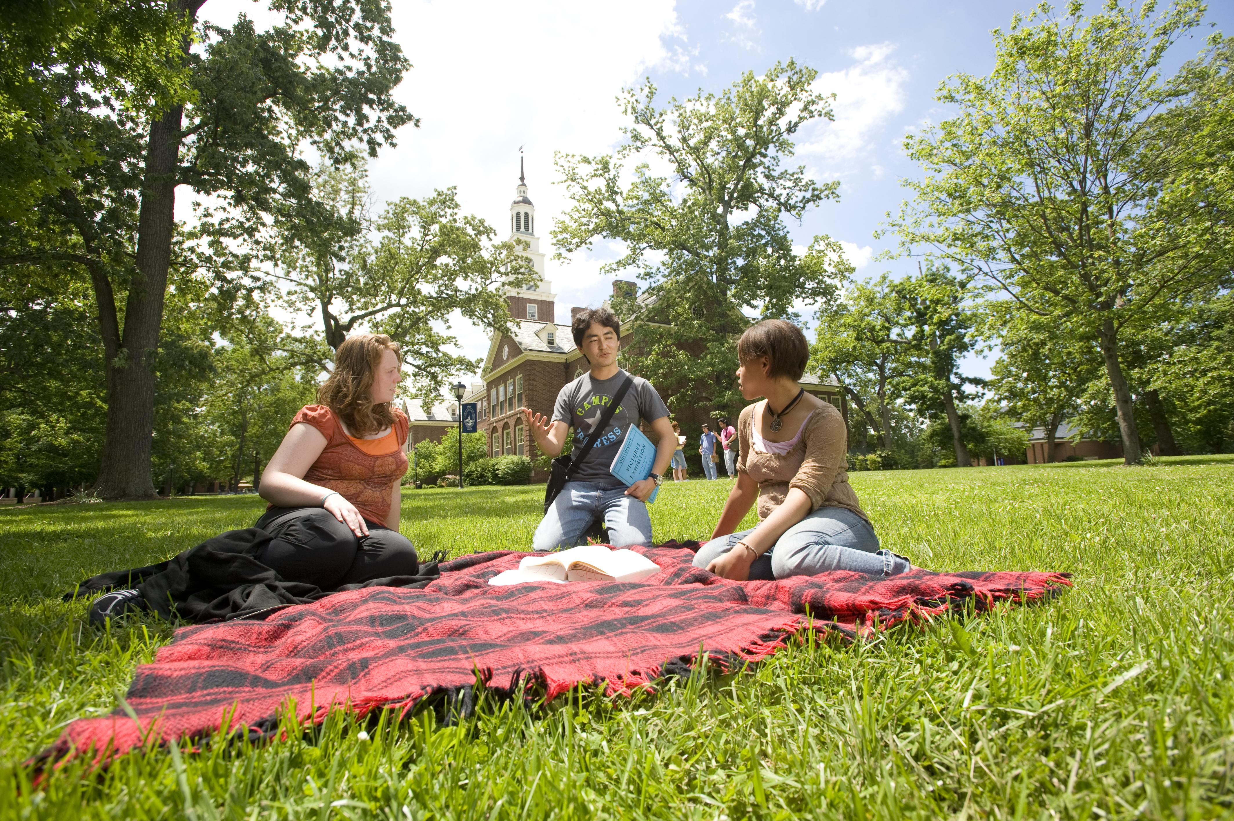 Campus May