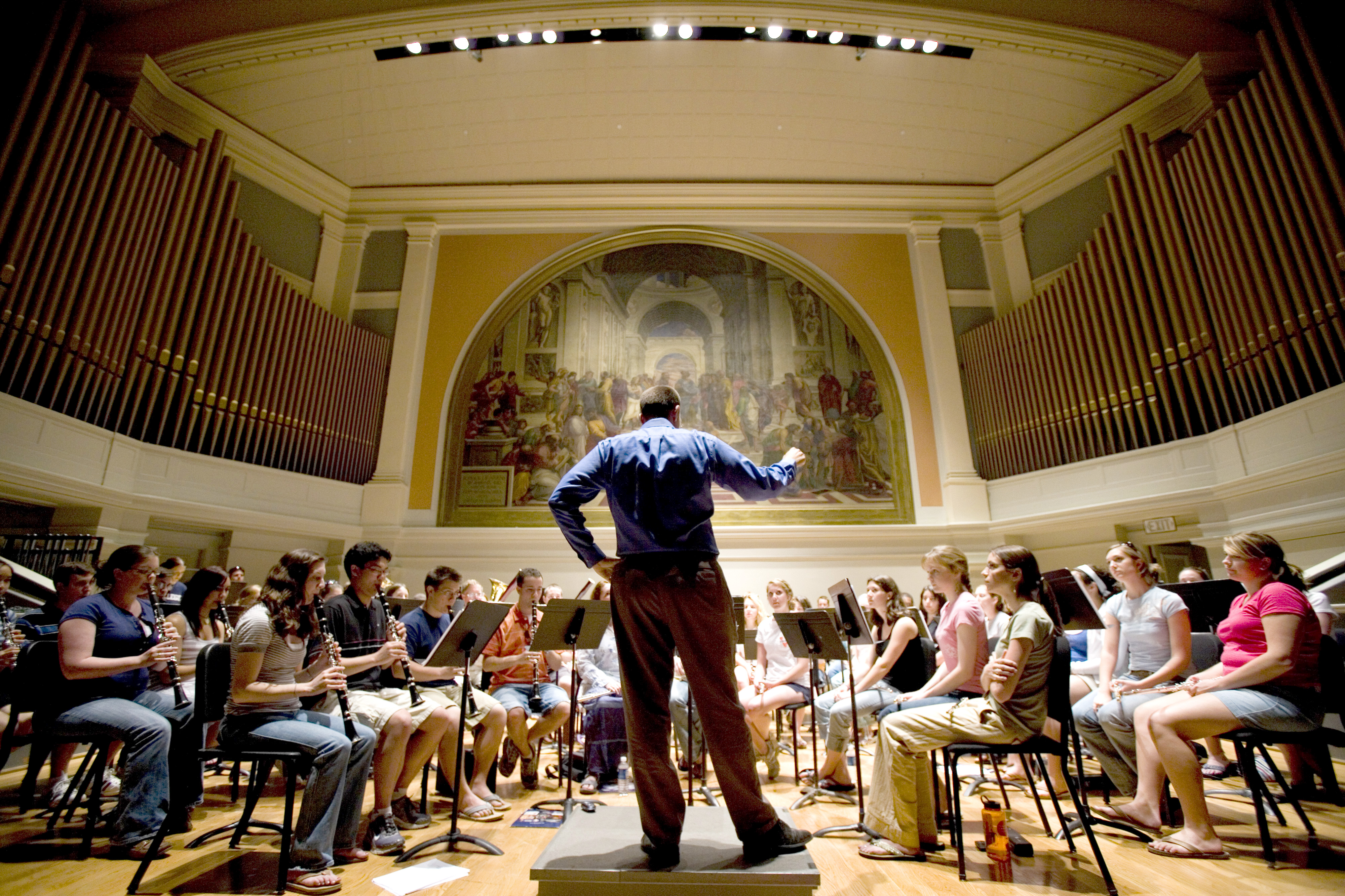 Orchestra Auditorium