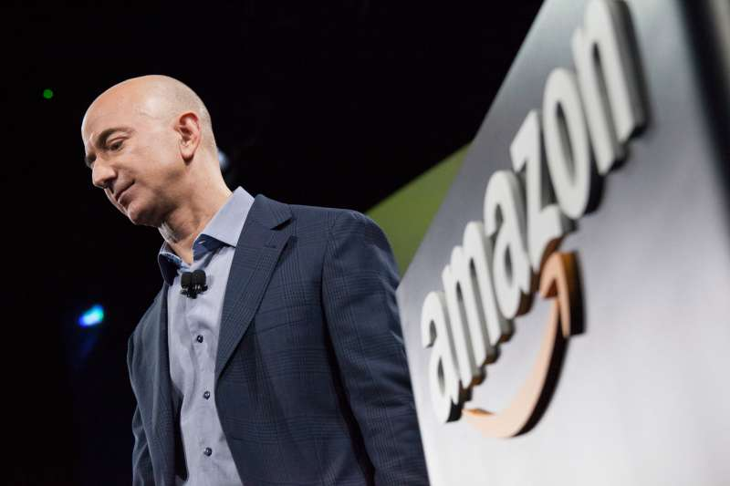 Amazon CEO Jeff Bezos in 2014.