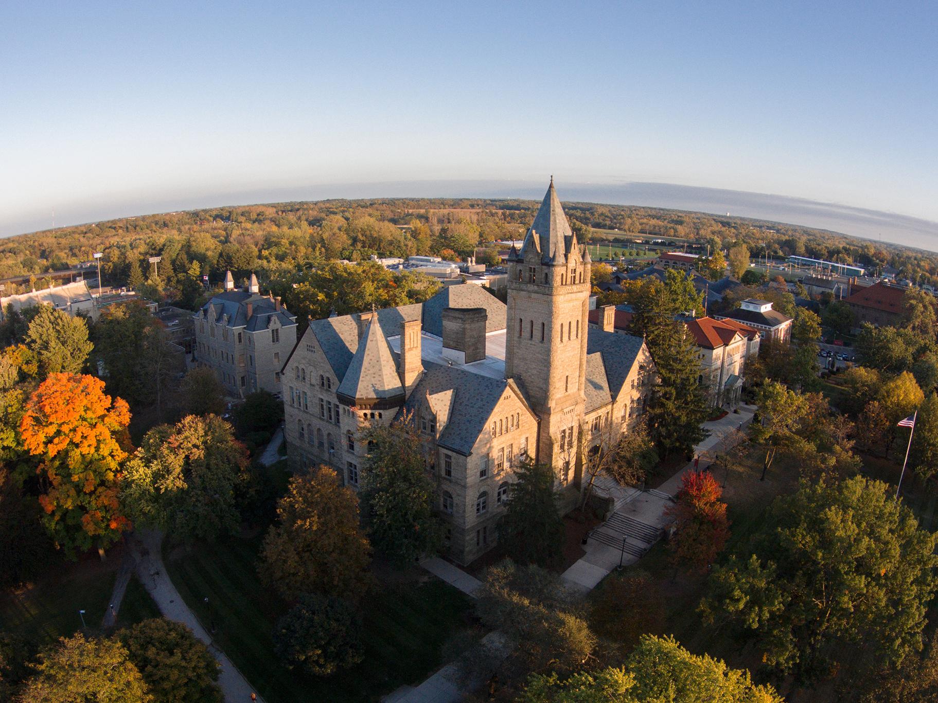 courtesy of Ohio Wesleyan University
