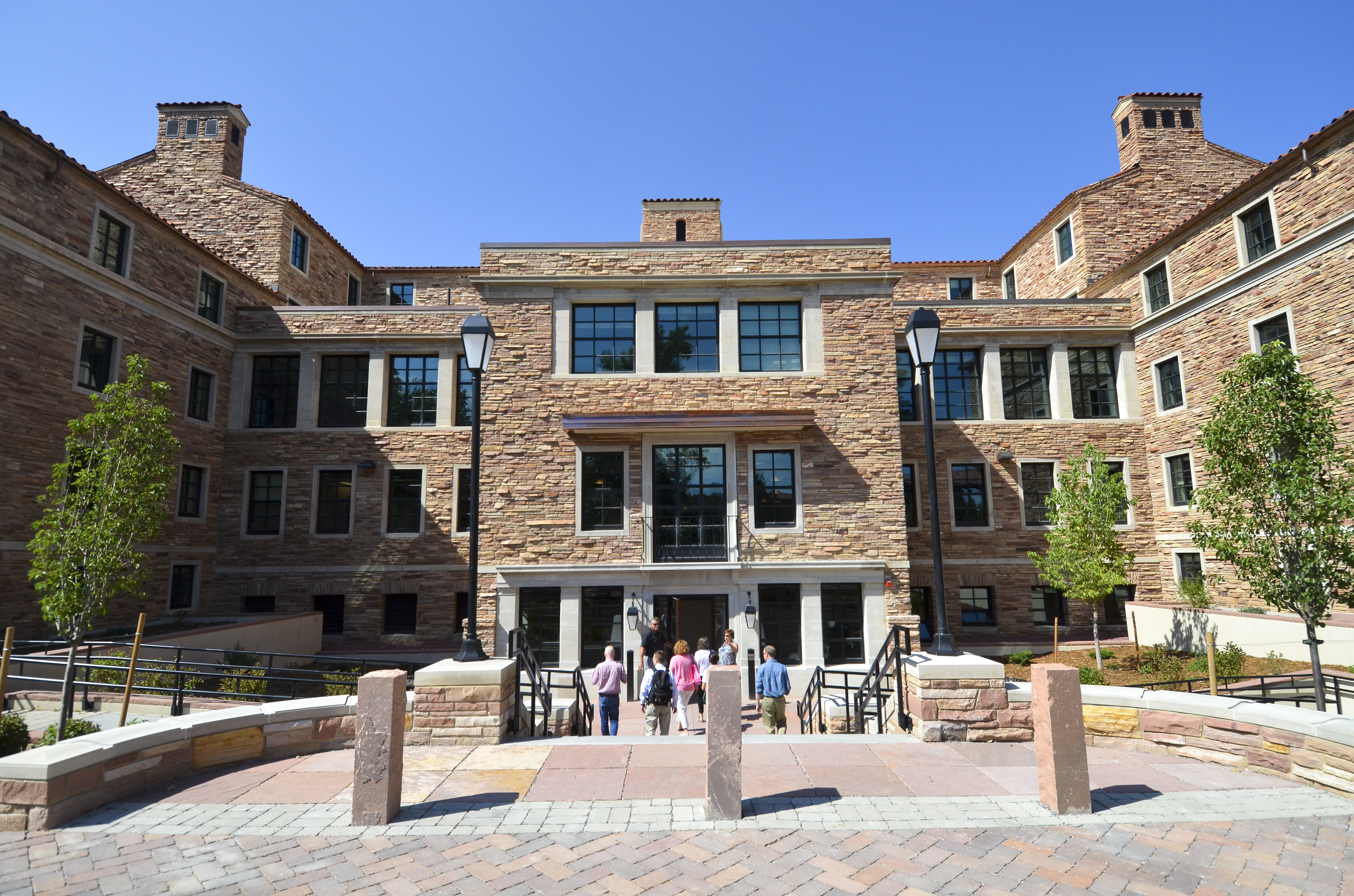 Patrick Campbell—University of Colorado–Boulder
