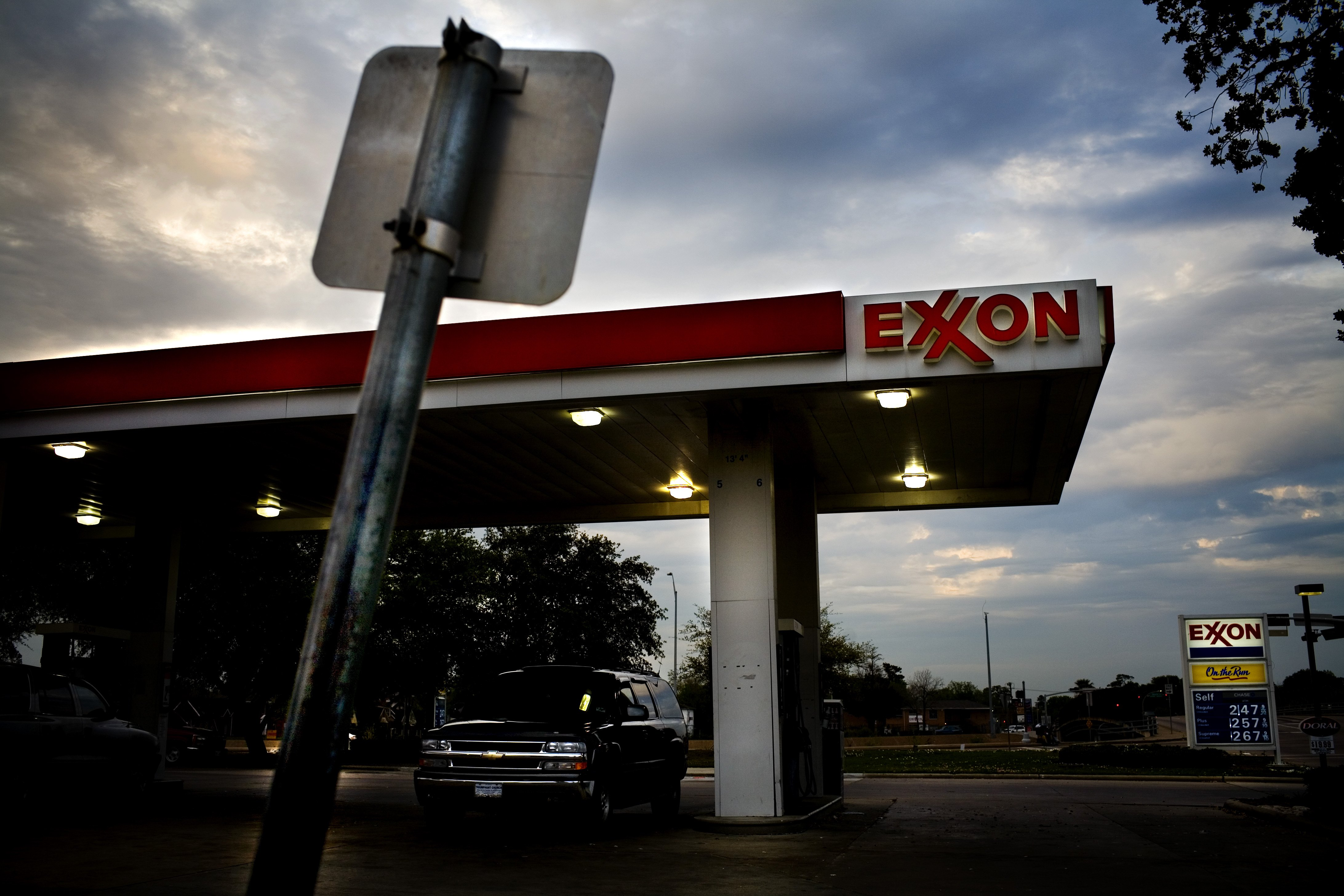 Hurricane Harvey May Cause Gas Prices to Spike Across the U.S.