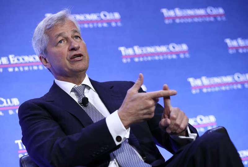Jamie Dimon, Chairman and CEO of JPMorgan Chase