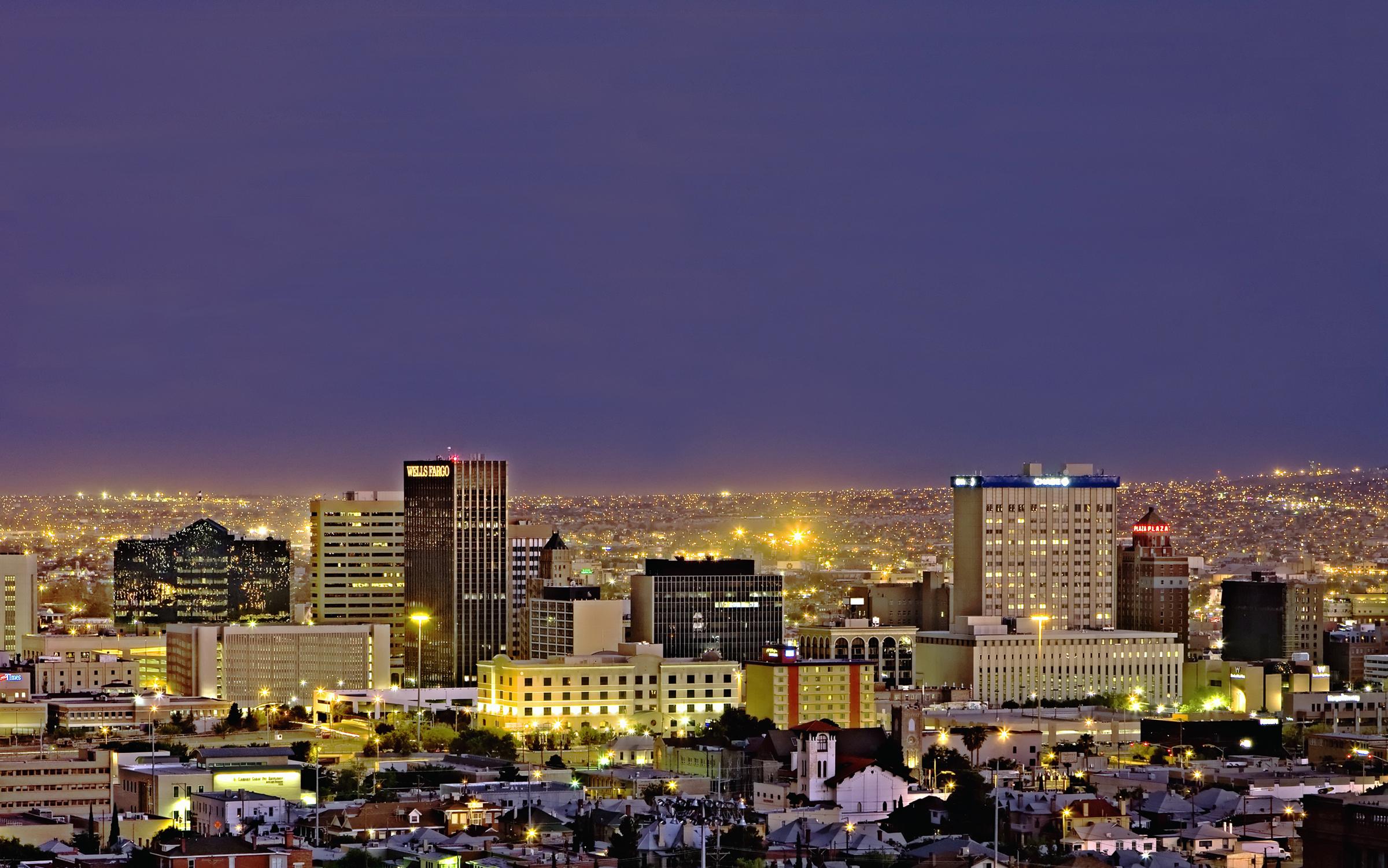 El Paso Nightscape
