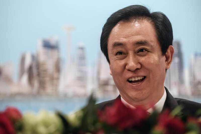 Billionaire Hui Ka Yan, chairman ofChina Evergrande Group.
