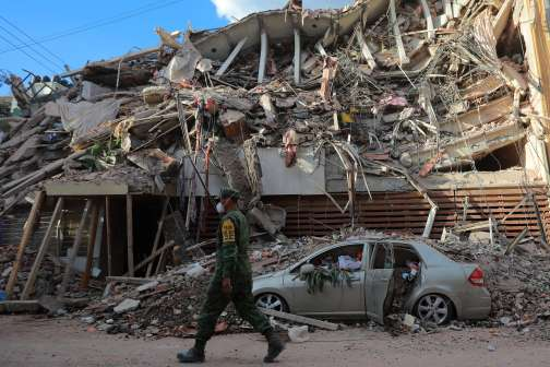 Here's How You Can Help the Victims of Mexico City's Catastrophic Earthquake
