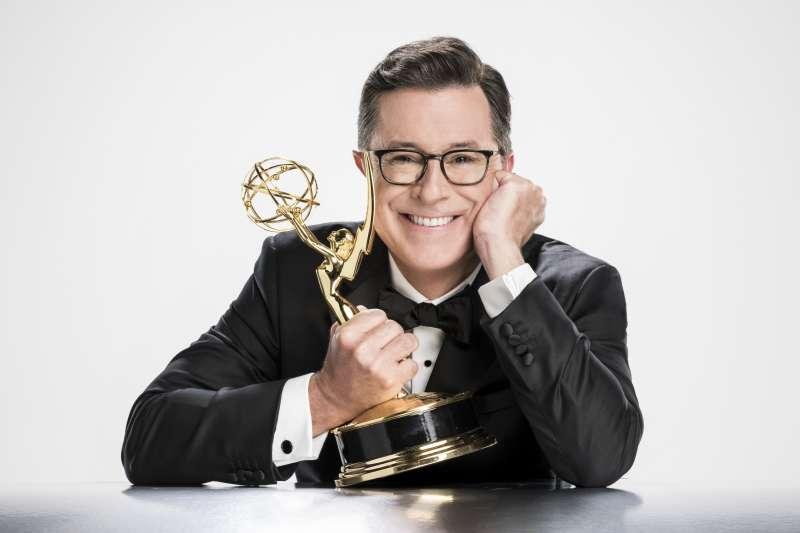 Stephen Colbert will host the 69TH Primetime Emmy Awards