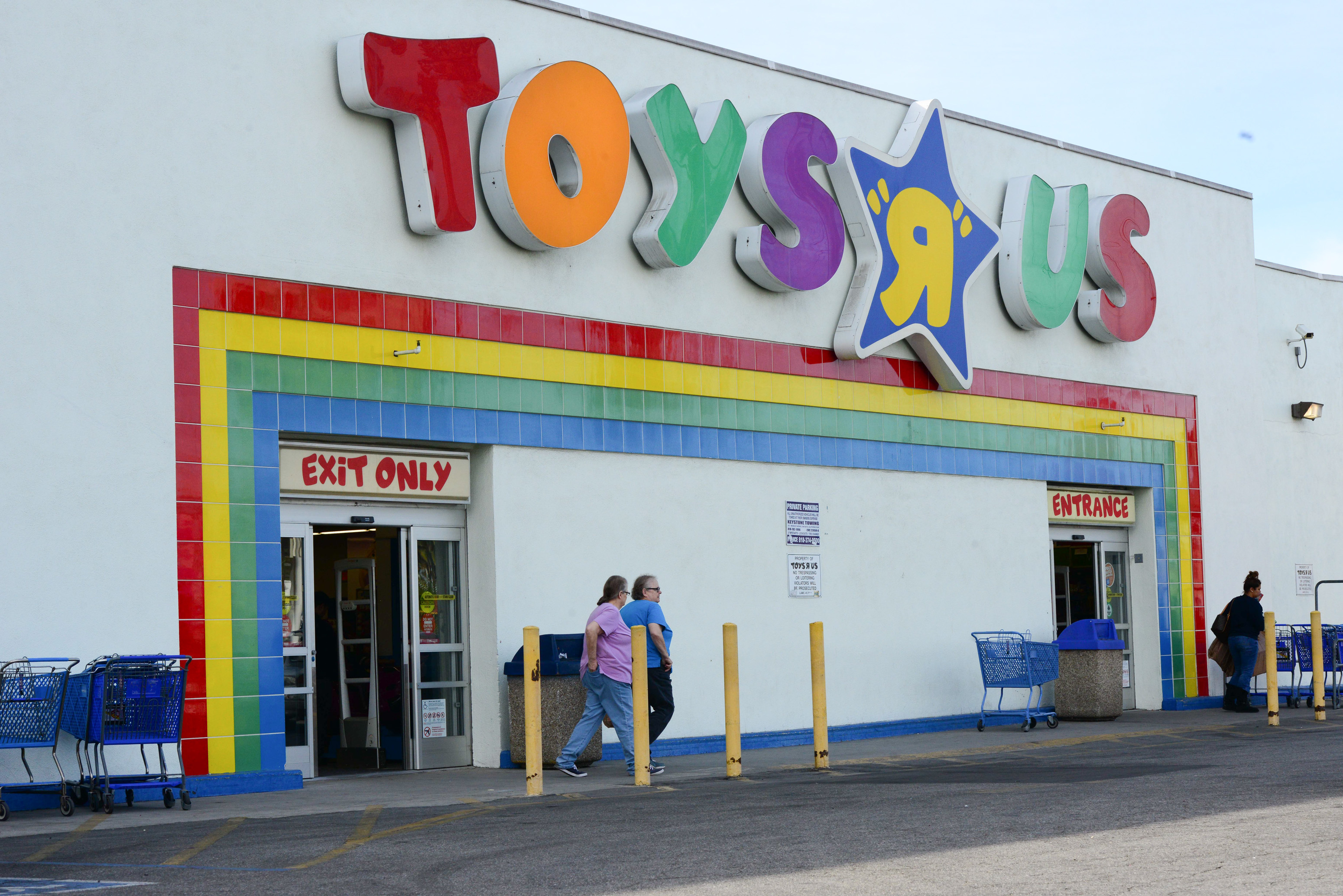 Toys 'R' Us Could File for Bankruptcy This Week. Here's Why