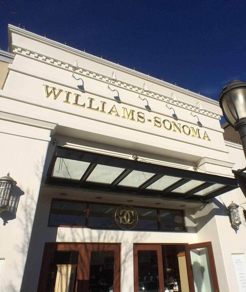 Williams-Sonoma, upscale home and garden, Retail store, Seattle, Washington