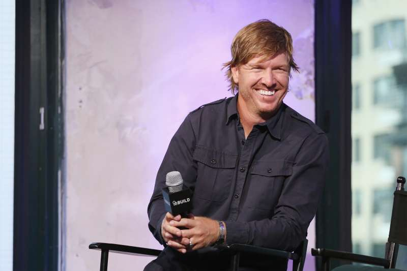 The Build Series presents Chip Gaines to discuss the new book  The Magnolia Story  at AOL HQ on October 19, 2016 in New York City.