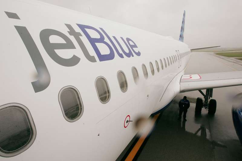 JetBlue was selling flights as cheap as $20 on Oct. 24, 2017.