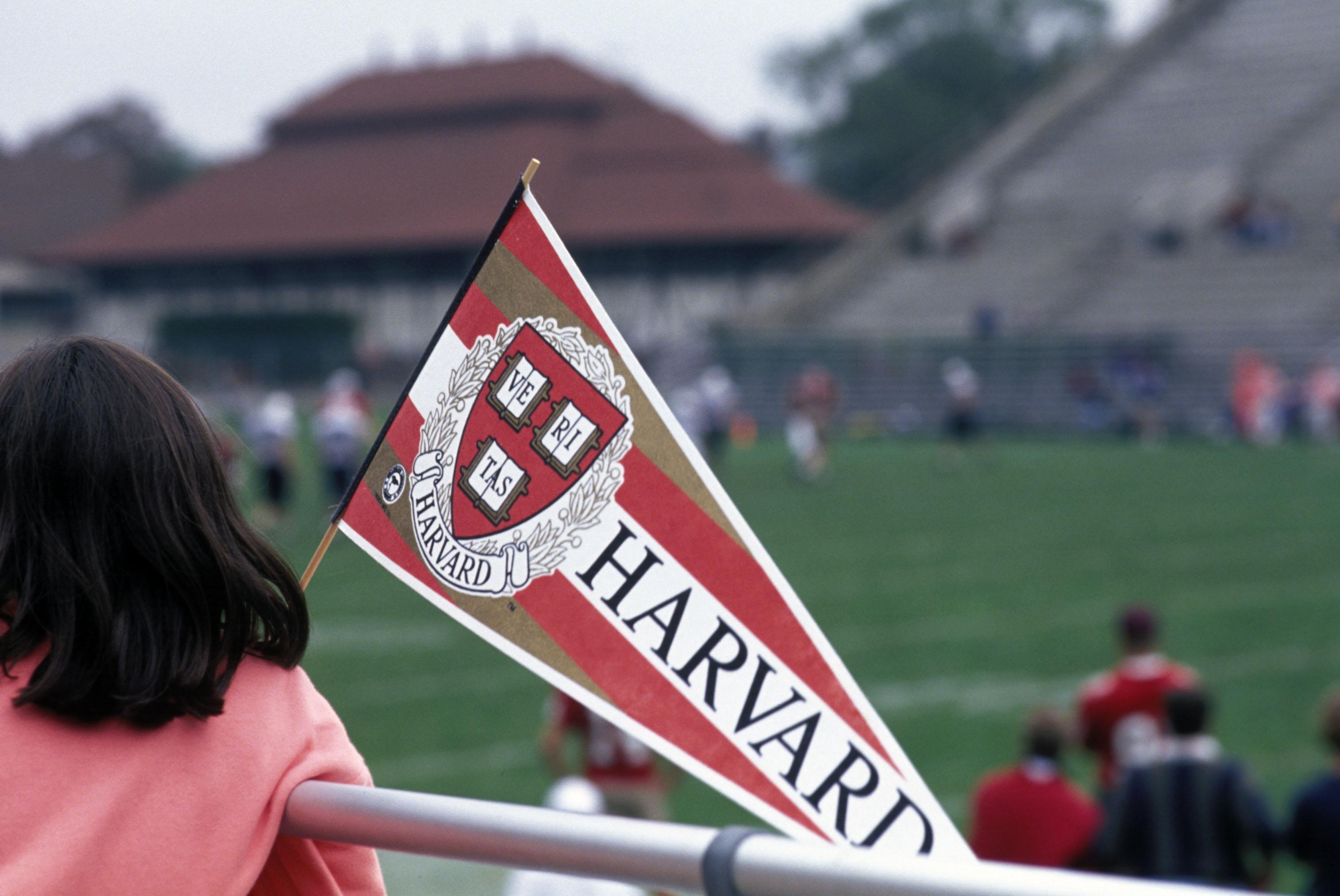 File Photo - Harvard football game