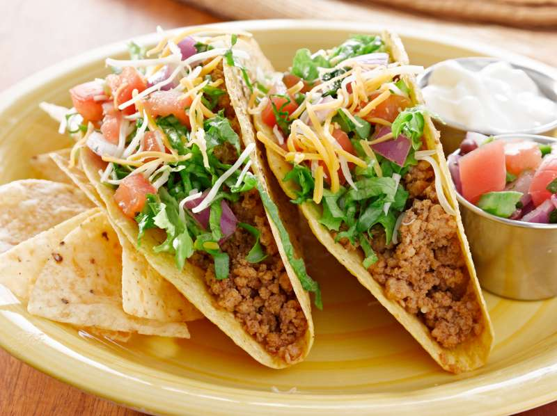 Celebrate National Taco Day with free tacos and deals at participating restaurants.