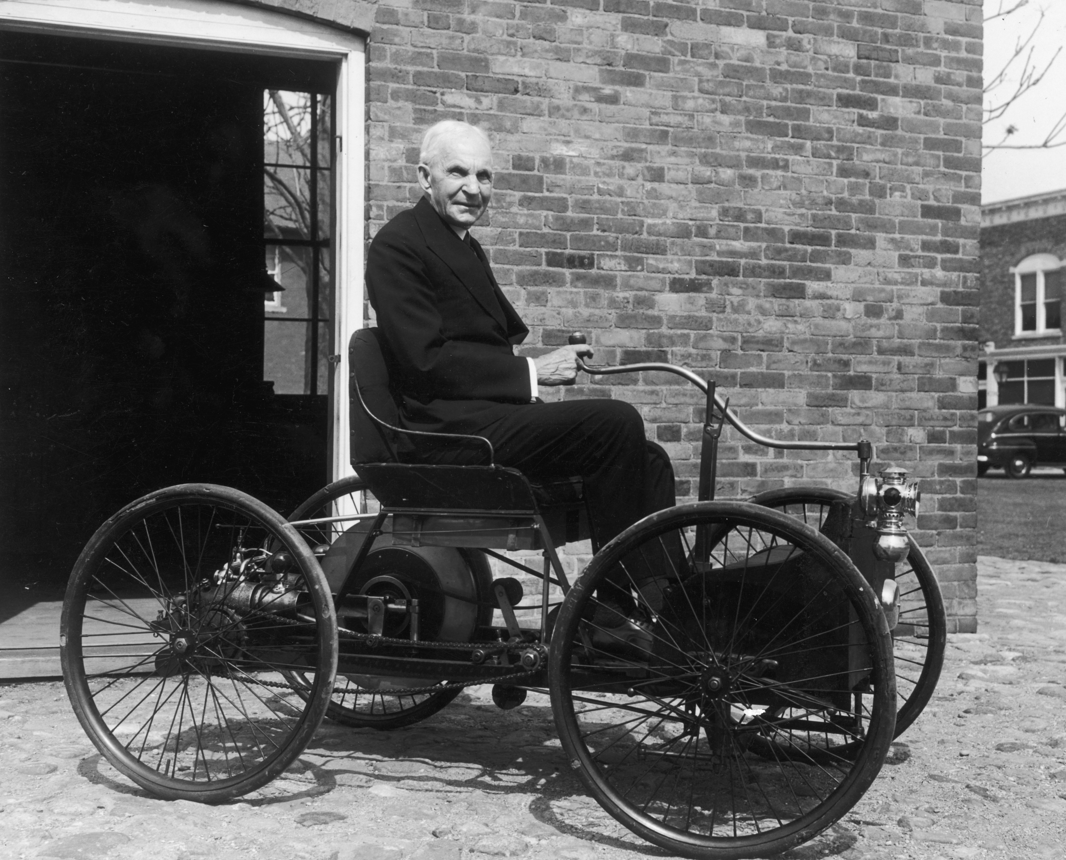 Ford's First Vehicle