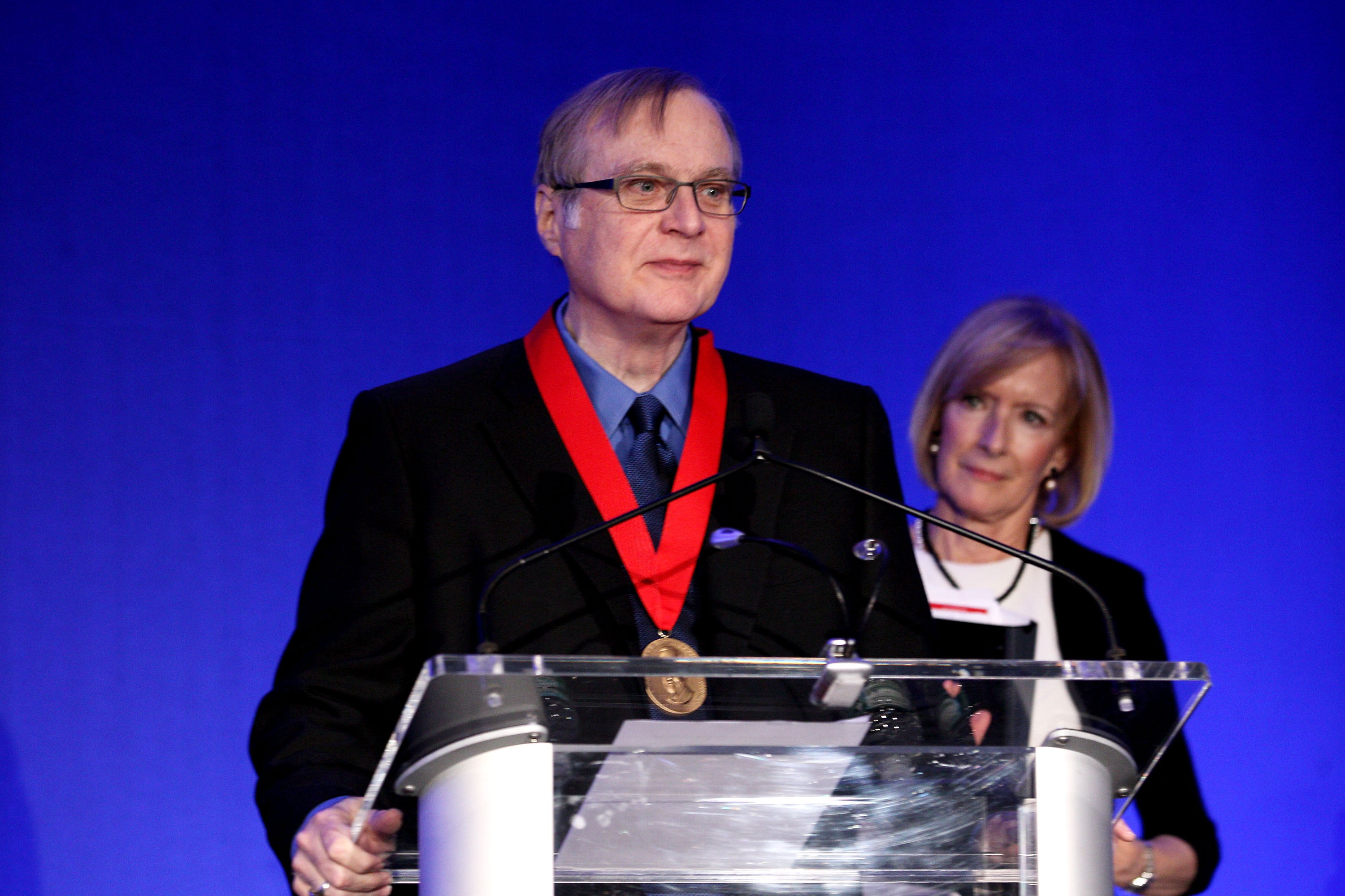 2015 Carnegie Medal Of Philanthropy Award Ceremony