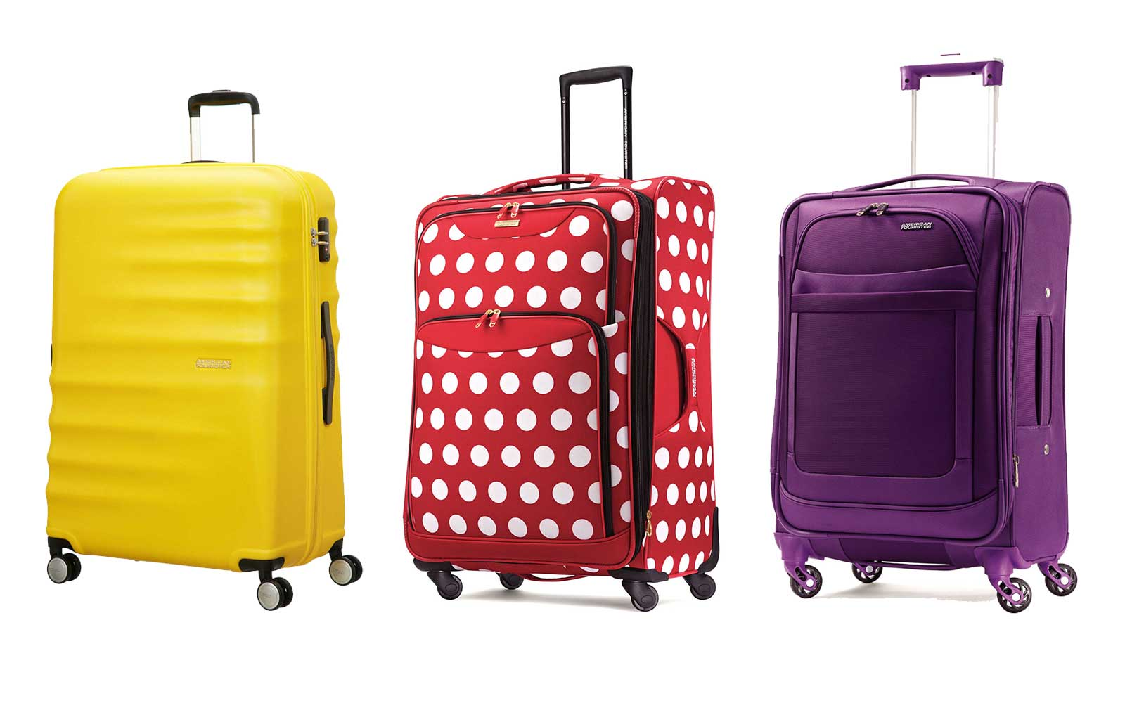 American Tourister Luggage and Suitcases
