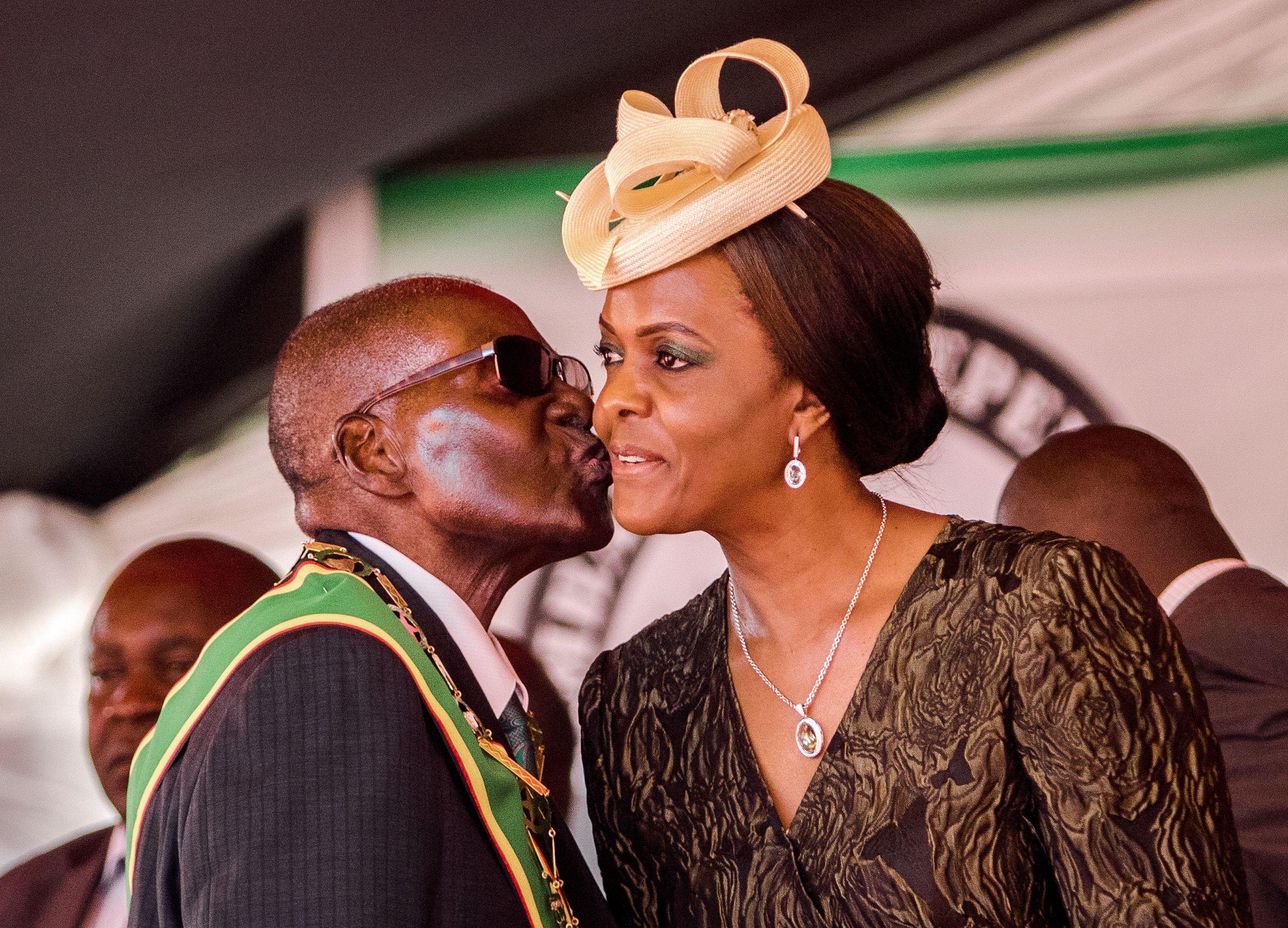 ZIMBABWE-POLITICS-PARTY