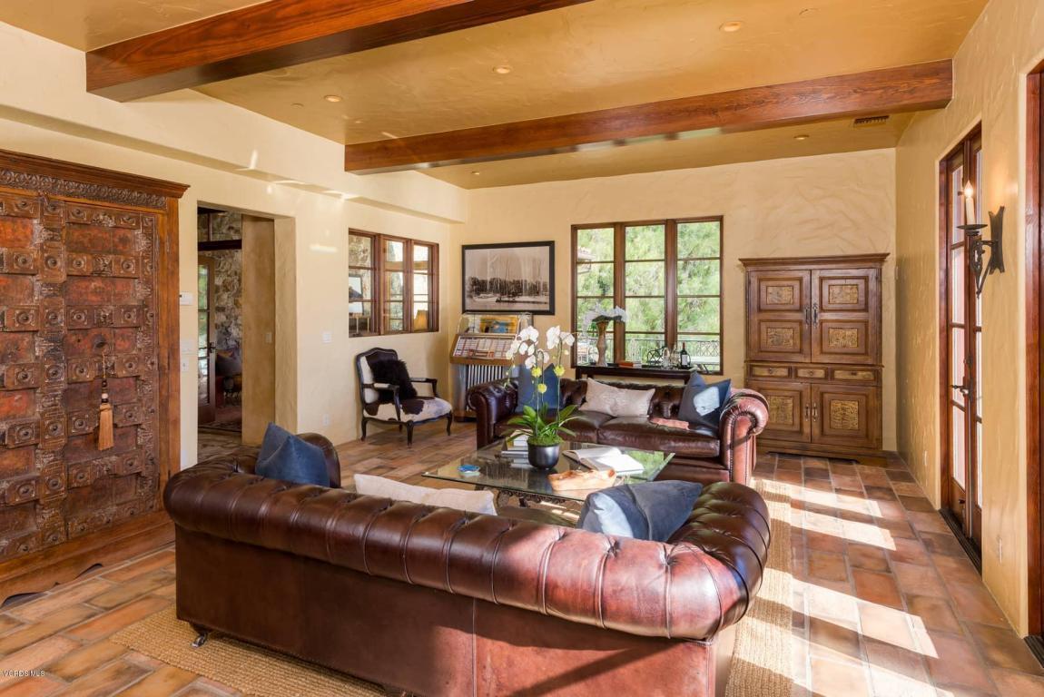 Inside Tom Petty's Stunning California Lake House, on the Market for $6 Million