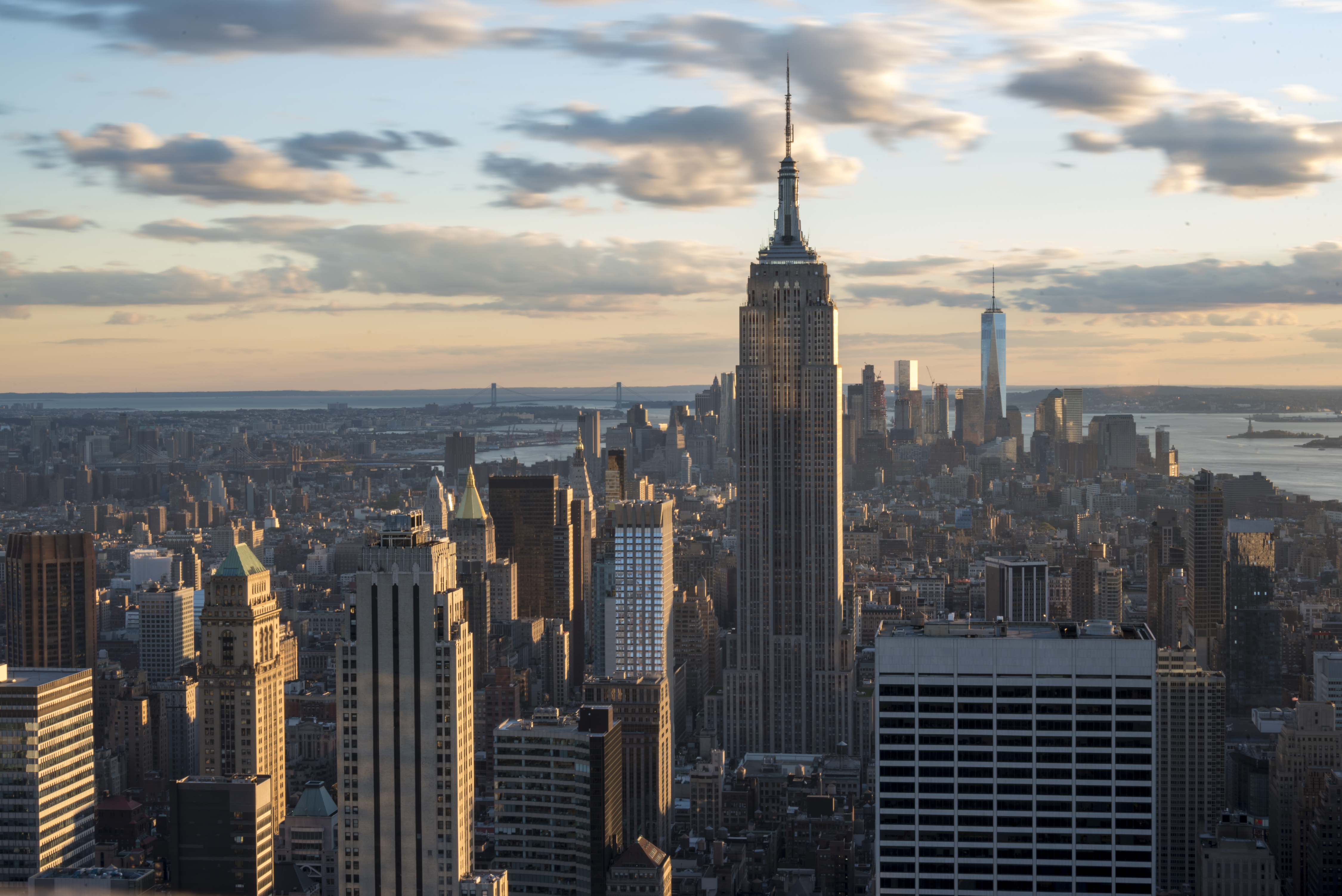 New York tours and attractions: Empire state building