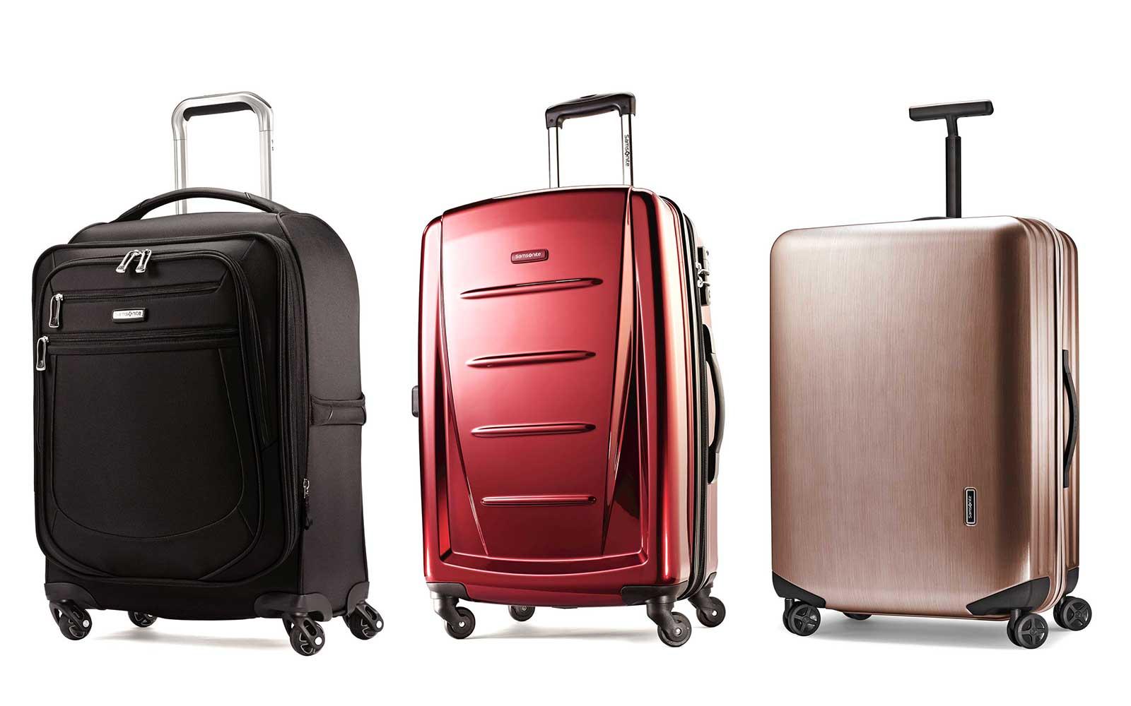 Samsonite Luggage and Suitcases