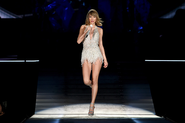 Taylor Swift Has The Best Selling Album Of 2017 Money
